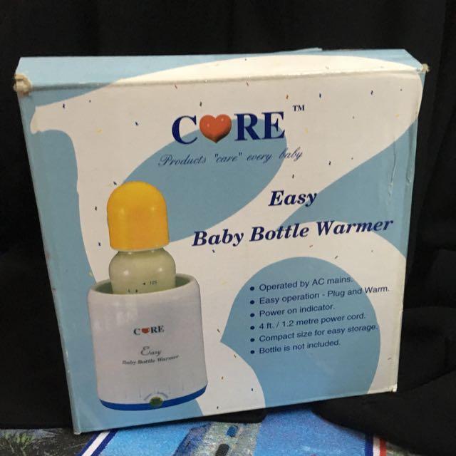Core Bottle Warmer
