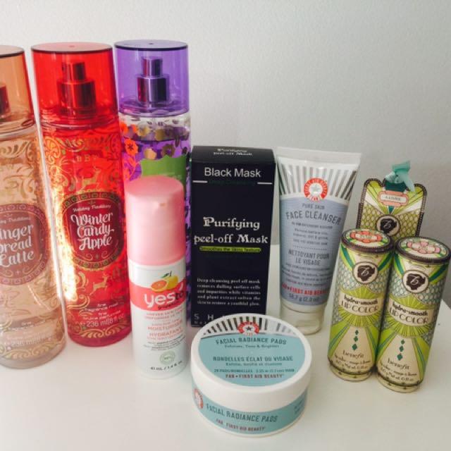 Cosmetics! Makeup And Skin Care!