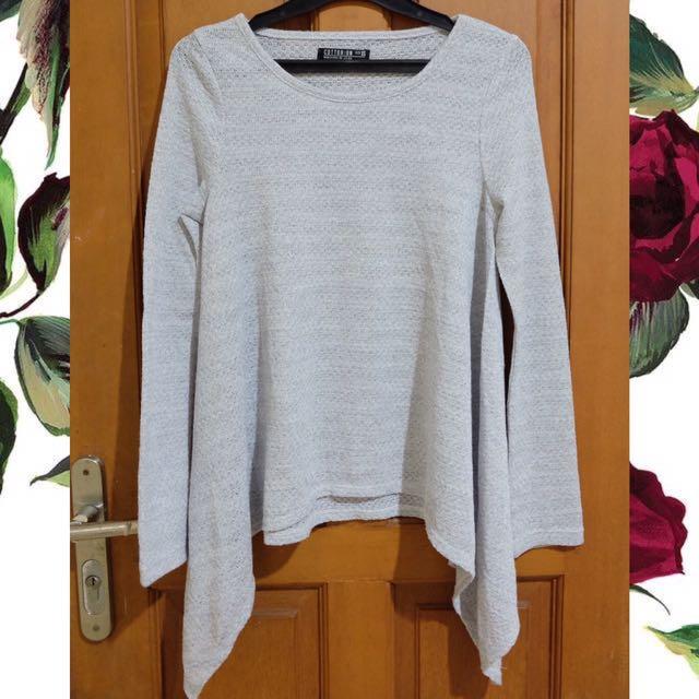 Cotton On Grey Sweater