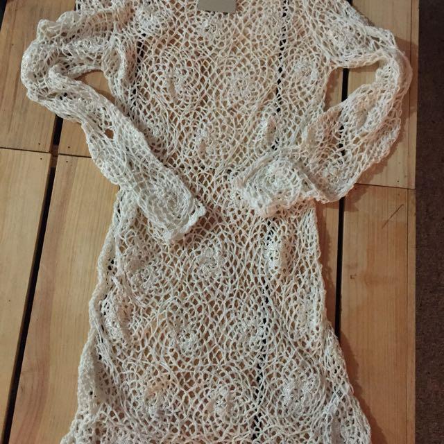 Crochet Festival Dress