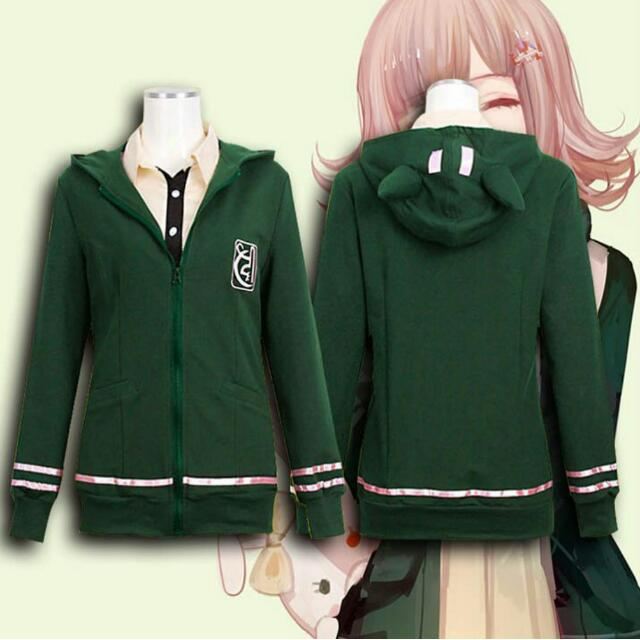 Danganronpa Jacket S-xl   rm65 Wg