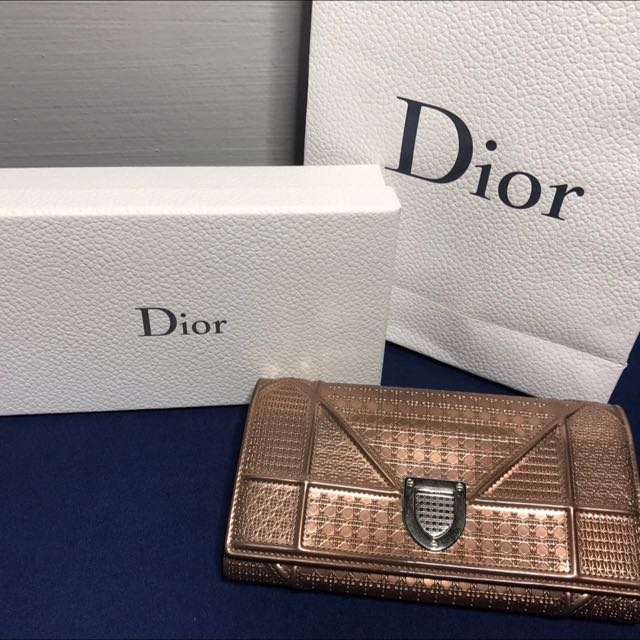 4cd4db5d8 Diorama Wallet On Chain Rose Gold | Stanford Center for Opportunity ...