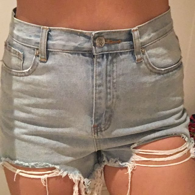 Dish Boutique High Waisted Shorts