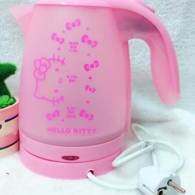 Electric Kettle Hello kitty  size : 9 inch