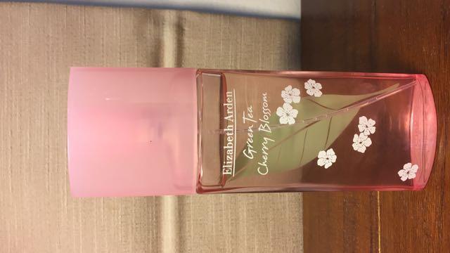 Elizabeth Arden Green Tea Cherry Blossom Perfum