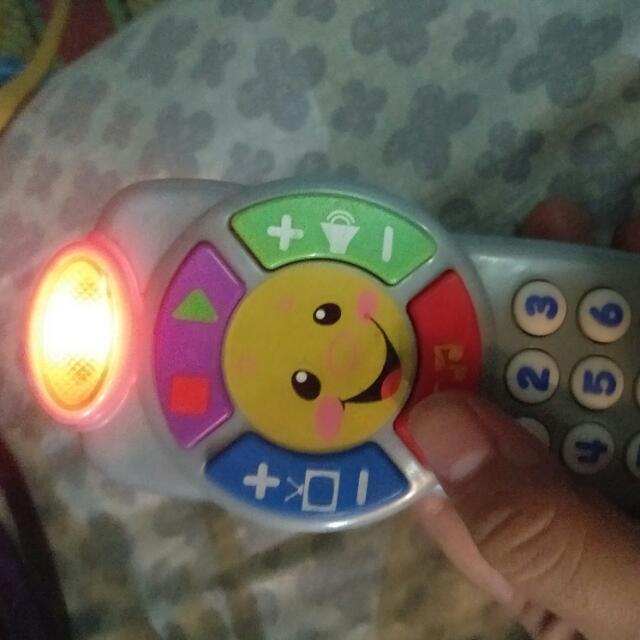 FisherPrice Baby Remote