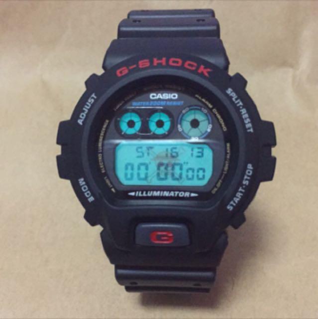 G Shock 手錶 海賊王