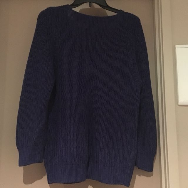 Glassons Royal Blue Knitwear