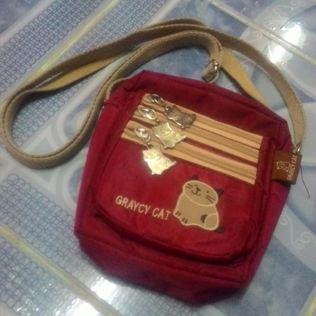 150c9ac6fb Graycy Cat Bag, Women's Fashion, Bags & Wallets on Carousell