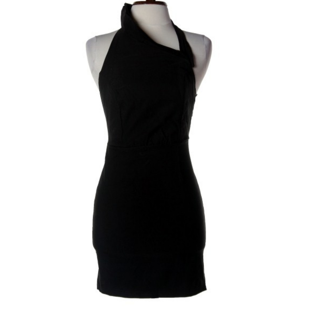 Halter Symetry Dress