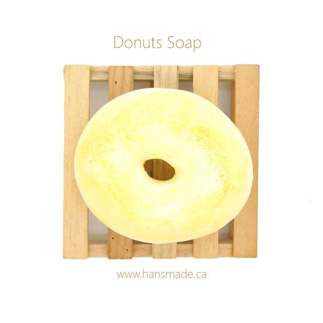 Handmade Glycerin Soap (Donuts Soap)