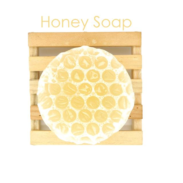 Handmade Honey Soap