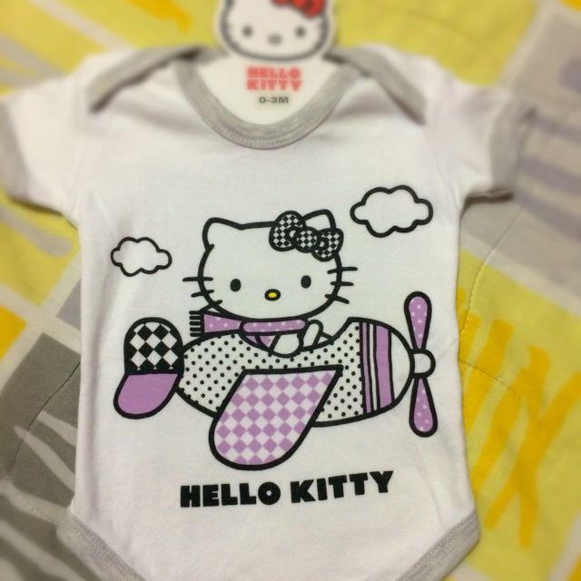 Hello Kitty Baby Romper