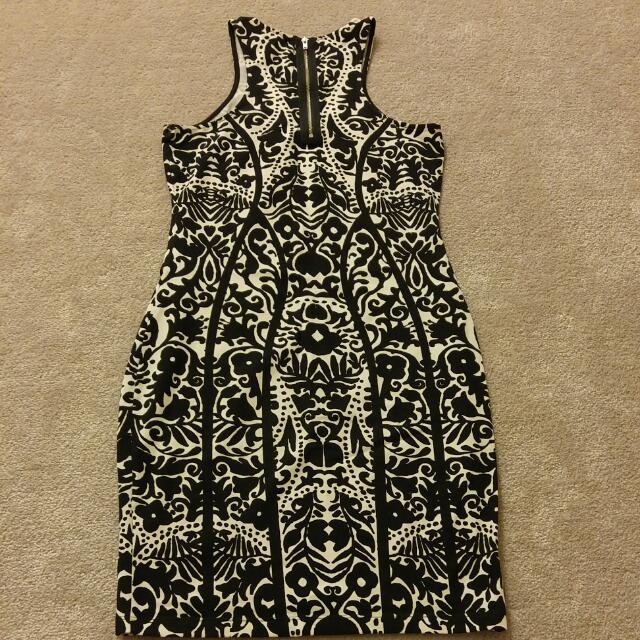 H&M Bodycon Dress (small)
