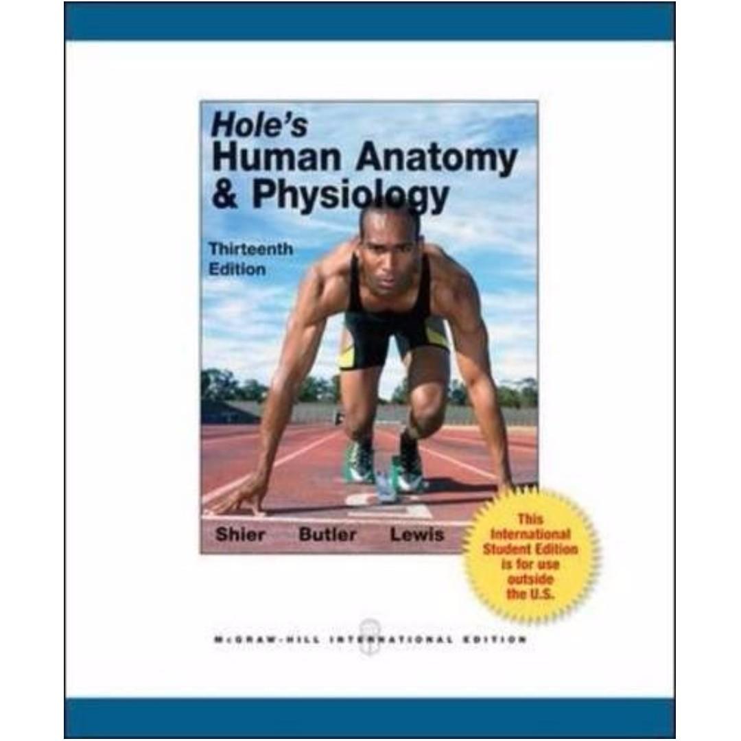 Hole\'s Human Anatomy & Physiology (Used in NTU SSM), Books ...