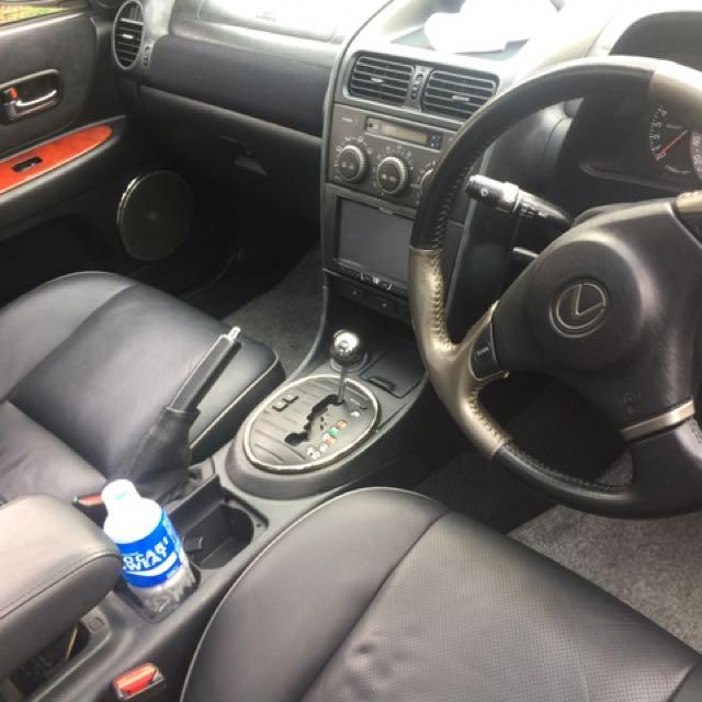 Is300 Lexus