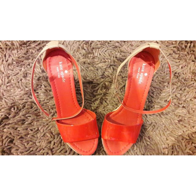 Kate spade Wedges Size 6 1/2