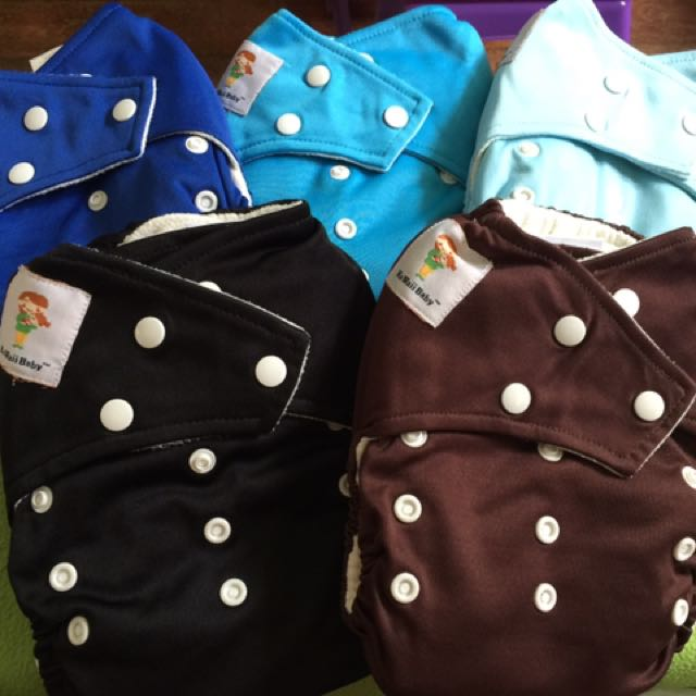 Kawaii Cloth Diaper