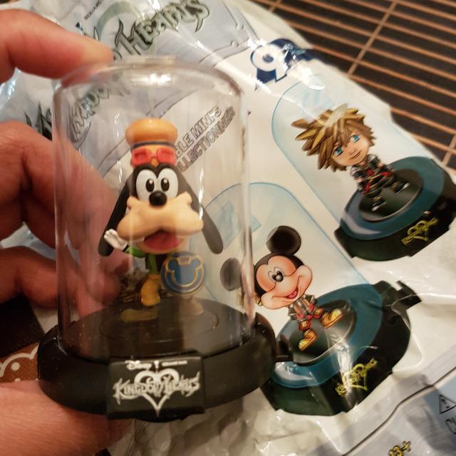 Kingdom Hearts Collectible Figure