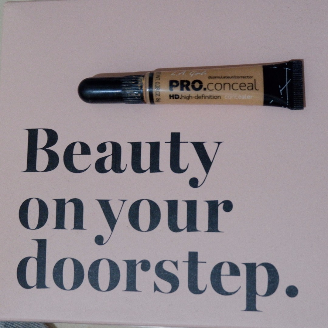 L.A Girl PRO conceal Creamy Beige