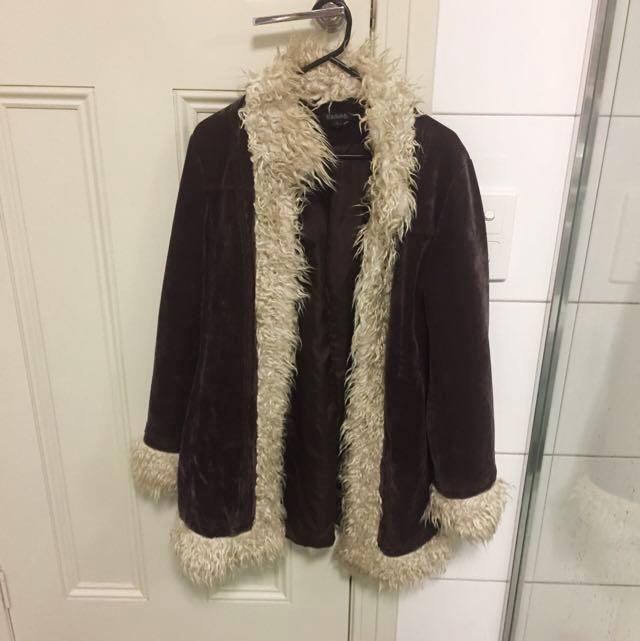 Ladakh shag jacket