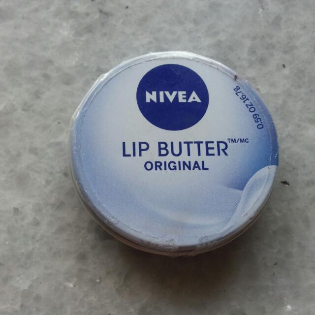 Lip Balm Nivea Lip Butter Nivea