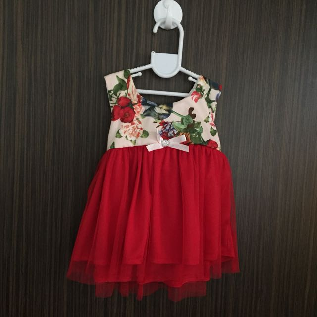 Little Lady Dress for 0-3m