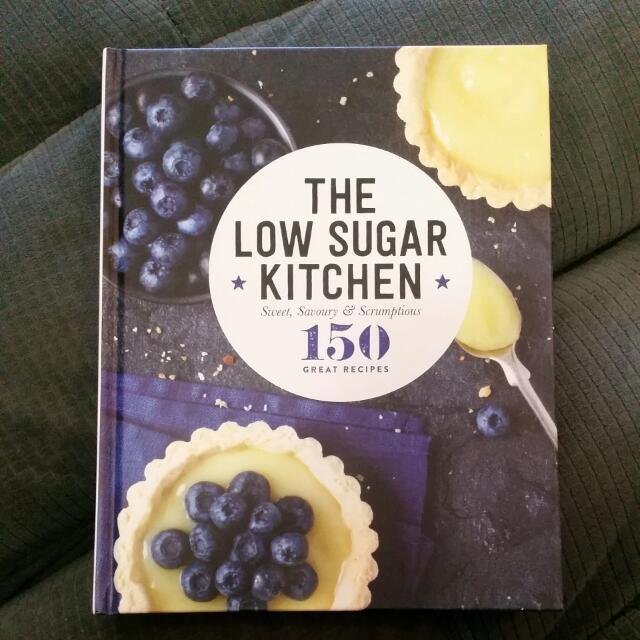 Low Sugar Kitchen Cookbook Recipes