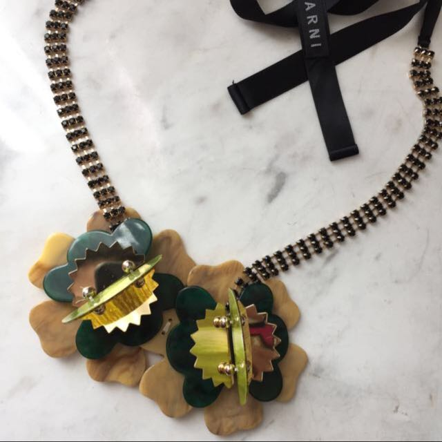 MARNI necklace 😍