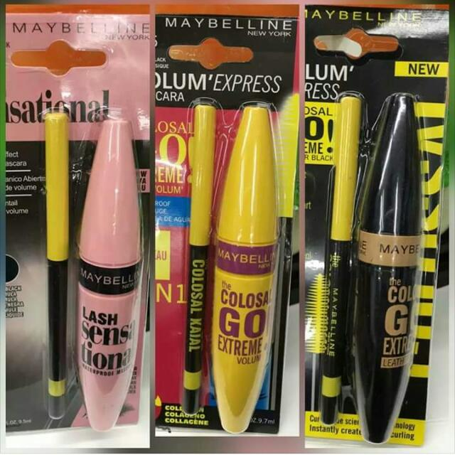 Maybelline Duo