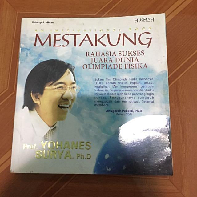 Mestakung - Yohanes Surya