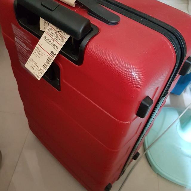 Muji行李箱60L