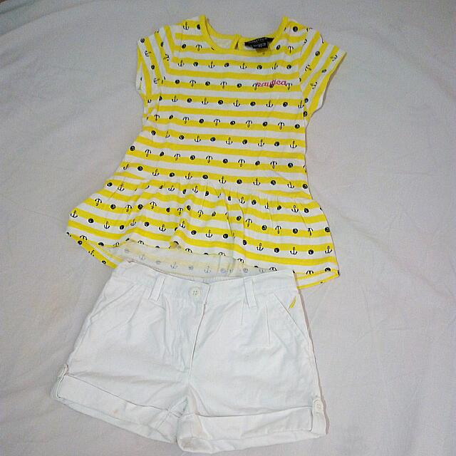 Repriced! Nautica Outfit