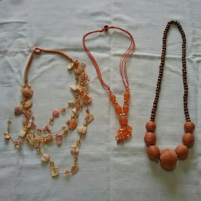 Necklaces/ Kalung Wanita (Take All)