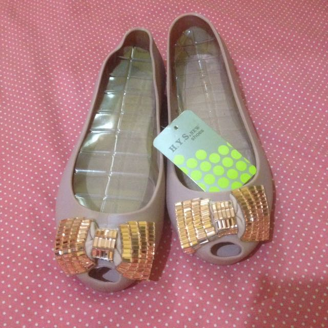 new jelly shoes