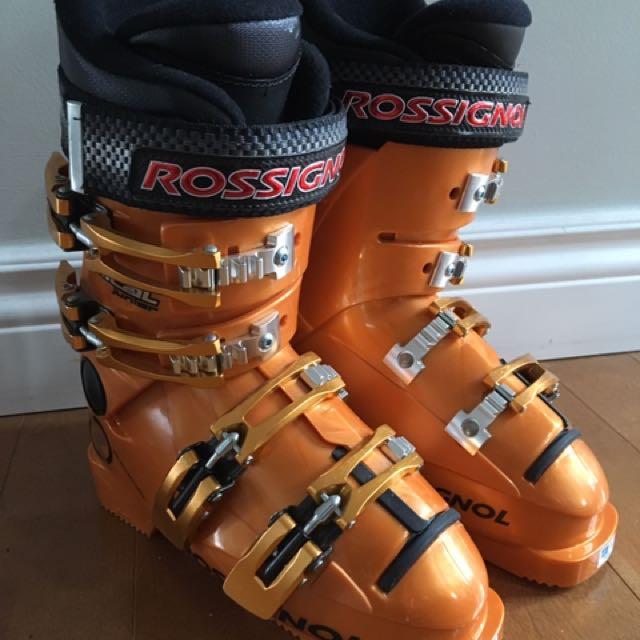 New Rossignol Yourh Ski Boots 267mm
