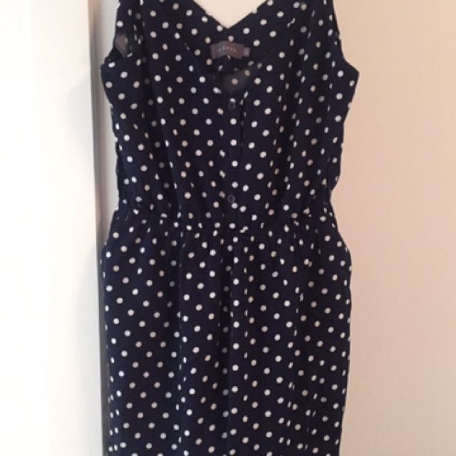 New Spotty Jumpsuit
