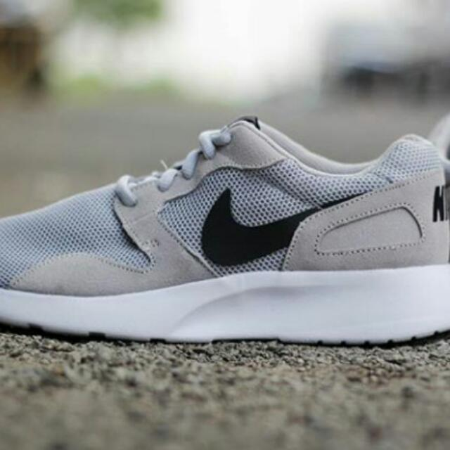 premium selection 7fdc4 d0c80 Nike Kaishi run grey black