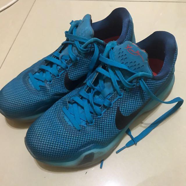 Nike Kobe X 10 EP5籃球鞋 Us9.5