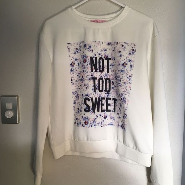 """Not Too Sweet"" Jersey"