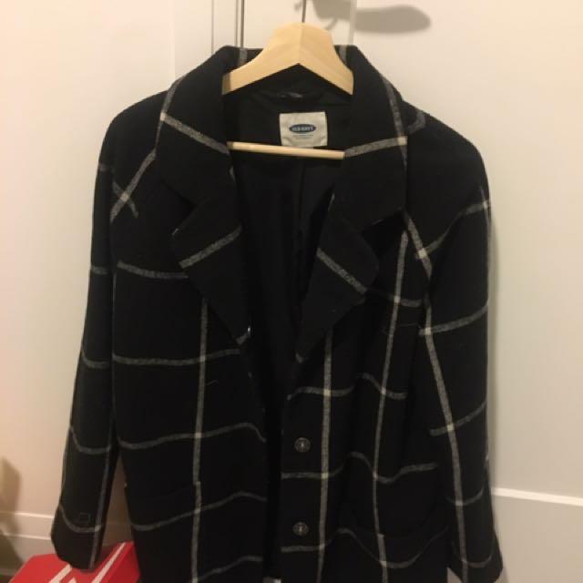 Old Navy Spring Coat (Size M)