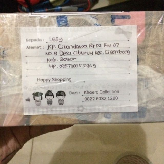Paketan Customer