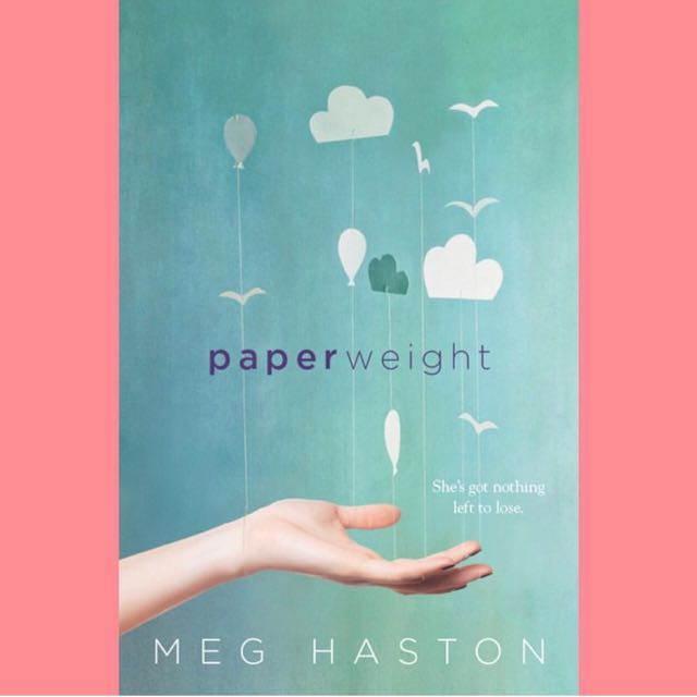 Paperweight By Meg Haston (ebook)