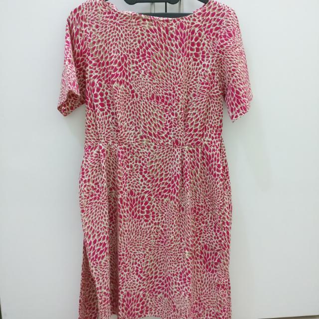 Pink Dress (brand MINIMAL)