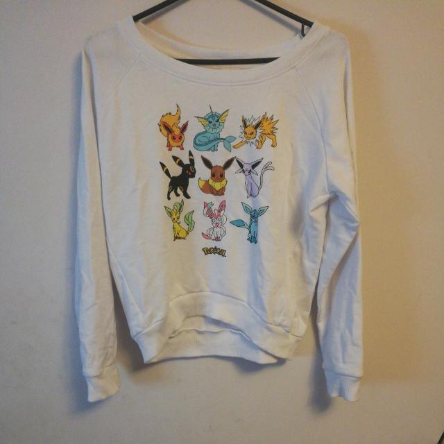Pokémon Sweater Size M (J)