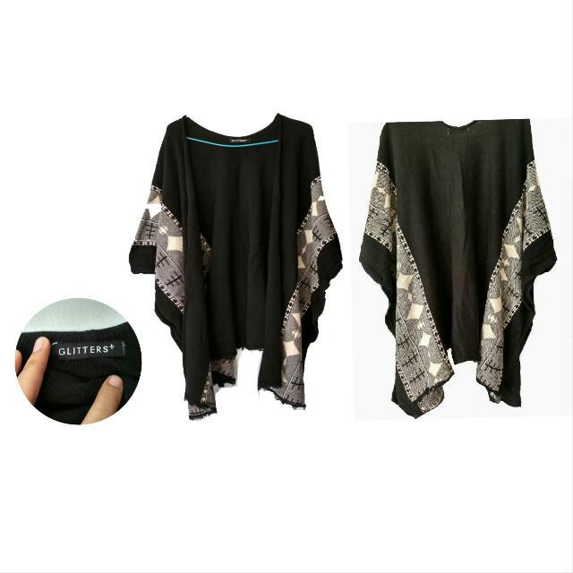 Ponco Zara lookalike