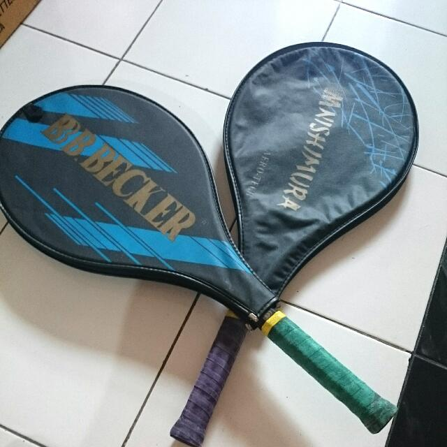 Raket Tennis Sepasang