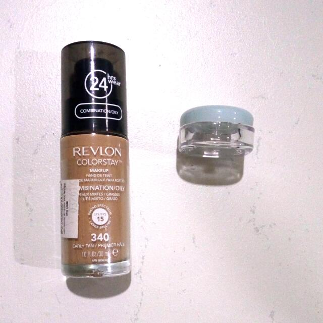 Sample Sized 5mL Revlon Colorstay Foundation For Combination Oily Makeup, Health & Beauty, Makeup