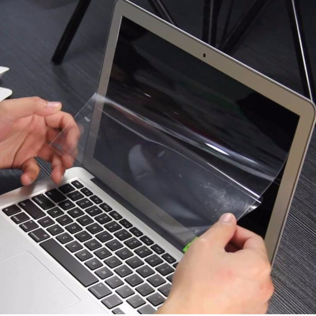 Screen Protector and Wristguard/Trackpad Protector for the