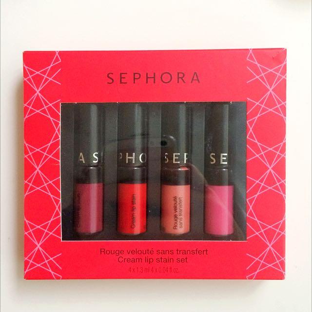 Sephora Mini Liquid Lipsticks